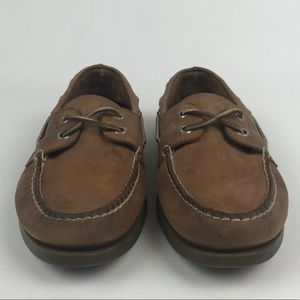 Sperry Top Sider A/O Boat Shoe Men's Leather